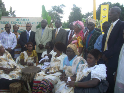 MTN Uganda Bombo Community Tourism Launch