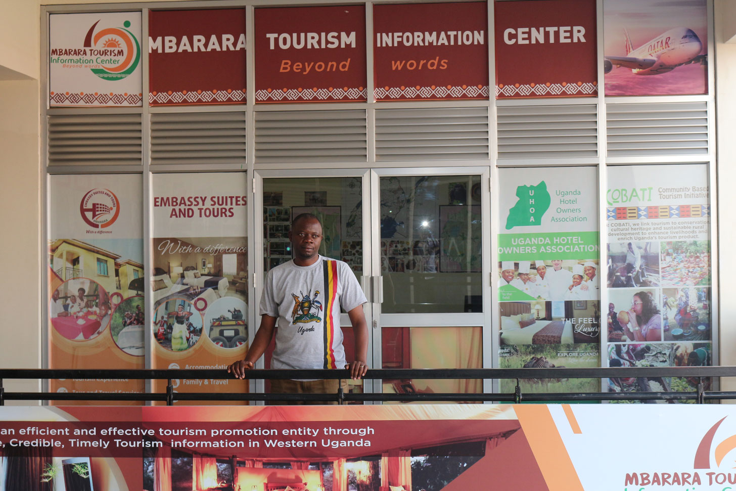 Mbarara Tourism Information Center