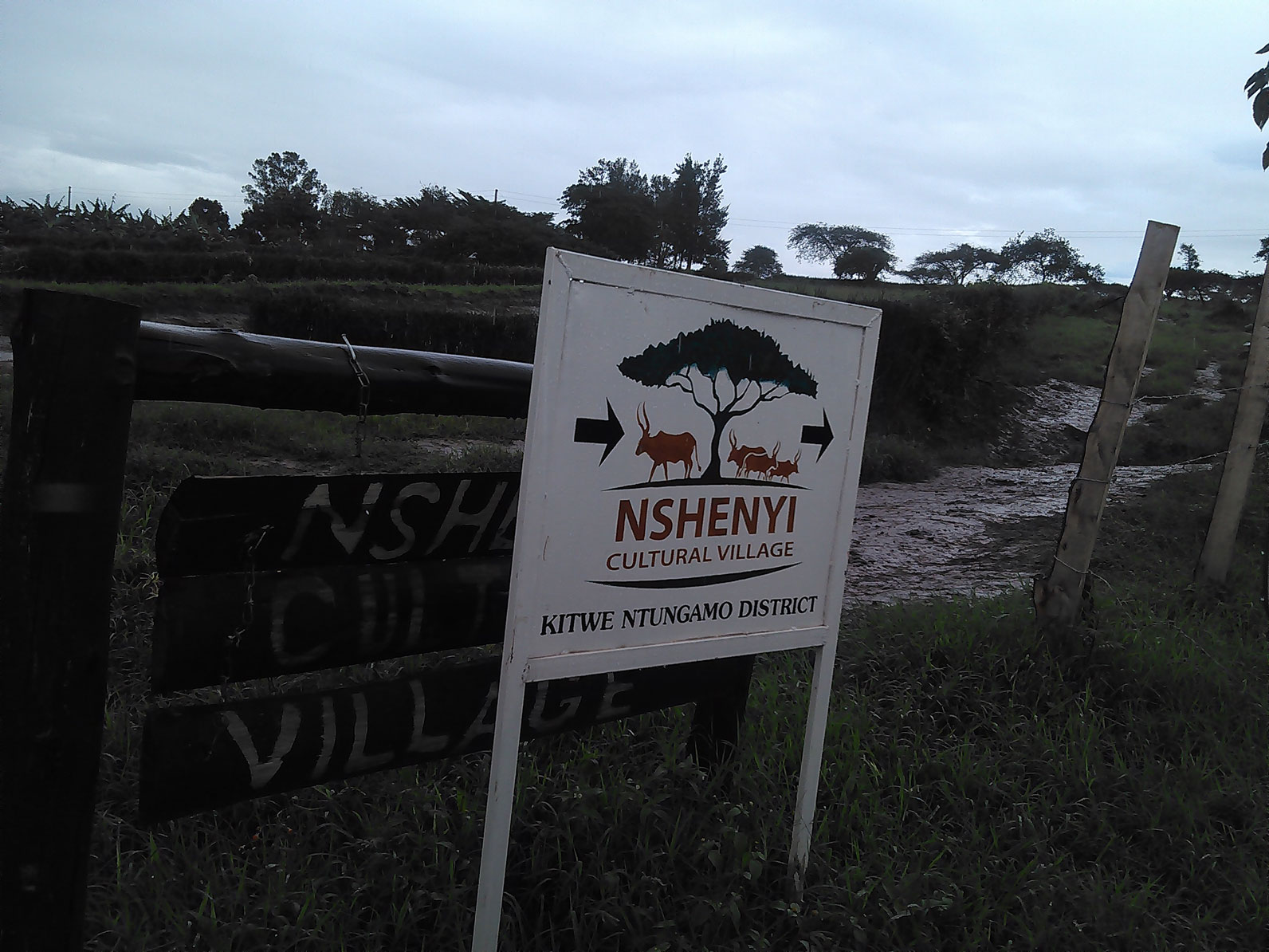 Nshenyi-Cultural-Village-Entrance